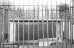 Wrexham, The Tomb Of Elihu Yale 1895