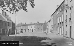 Wrington, Broad Street c.1955