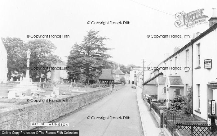 Photo of Wrington, c.1965