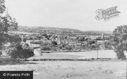 Wrington, General View c.1960