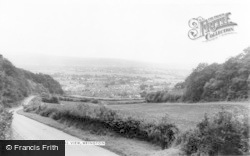 Wrington, General View c.1965