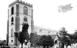 Writtle, All Saints Church 1898