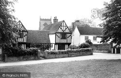 Writtle, Aubyns And The Church c.1960