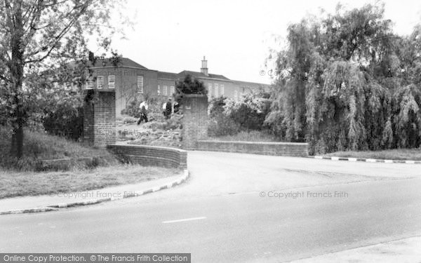 Photo of Writtle, Institute Of Agriculture c.1965