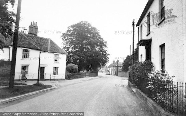 Photo of Writtle, Lodge Road c.1965