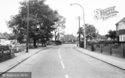 Writtle, Ongar Road c.1960
