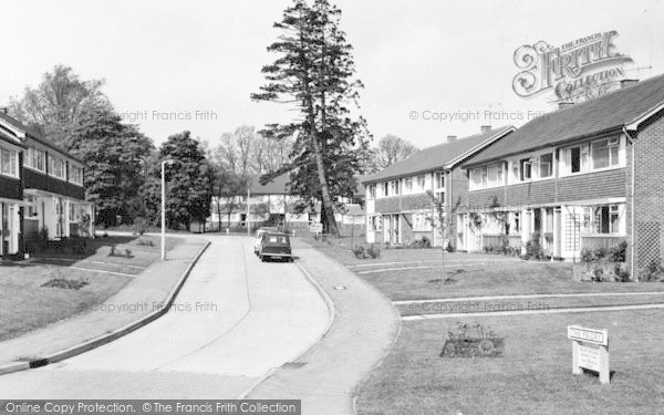 Photo of Writtle, Rollestons Estate c.1965