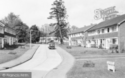 Writtle, Rollestons Estate c.1965