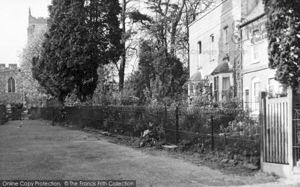 Photo of Writtle, Romans Place c.1955