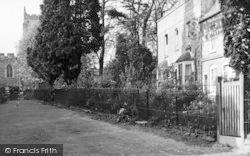 Writtle, Romans Place c.1955
