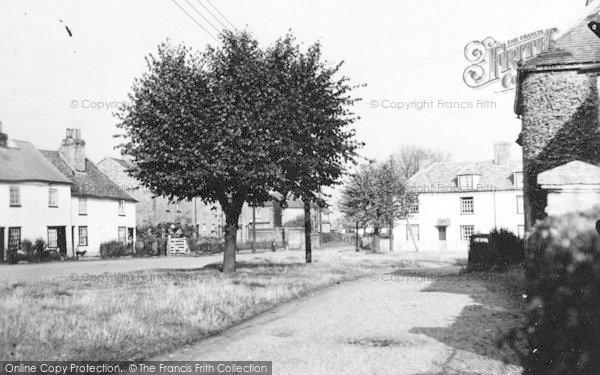 Photo of Writtle, St John's Green c.1955