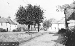 Writtle, St John's Green c.1955