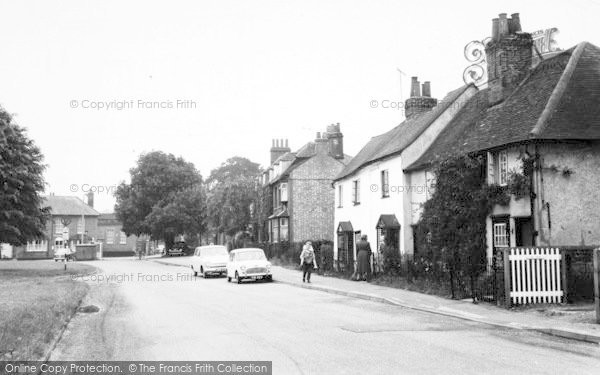 Photo of Writtle, St Johns Green c.1965