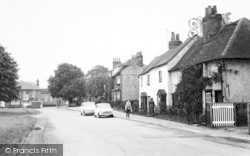 Writtle, St Johns Green c.1965