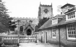 Writtle, The Church c.1960
