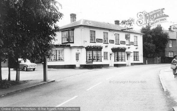 Photo of Writtle, The Crown c.1960