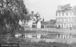 Writtle, The Green c.1955