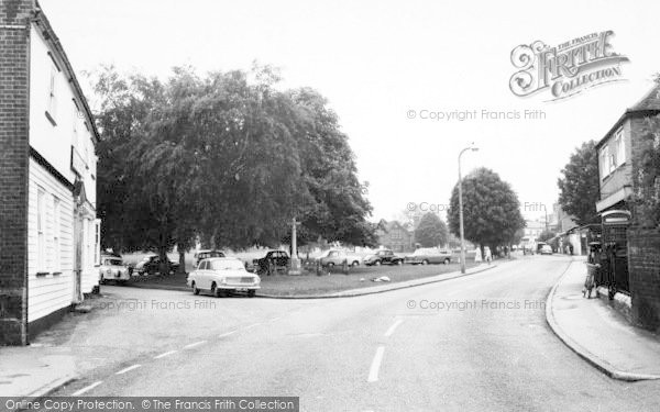 Photo of Writtle, The Green c.1960