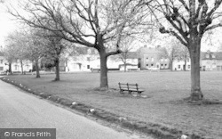 Writtle, The Green c.1965