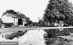 Writtle, The Village c.1955