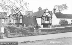 Writtle, Tudor Houses c.1940