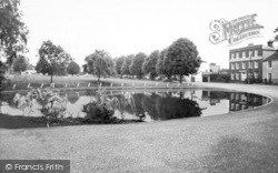 Writtle, Weir And Green c.1960