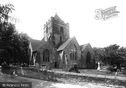 St Peter's Church 1895, Wrockwardine