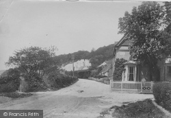 Wrotham, Butt's Hill 1902