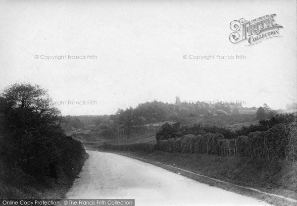 Photo of Wrotham Heath, 1903