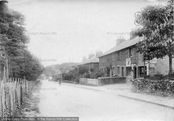 Photo of Wrotham Heath, The Village 1903