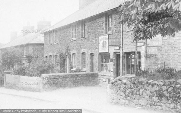 Photo of Wrotham Heath, The Village Shop 1903