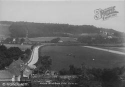Wrotham, Hills 1901