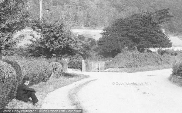 Photo of Wrotham, Hills 1904