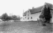 Wrotham, Old Palace and Parish Church of St George 1903