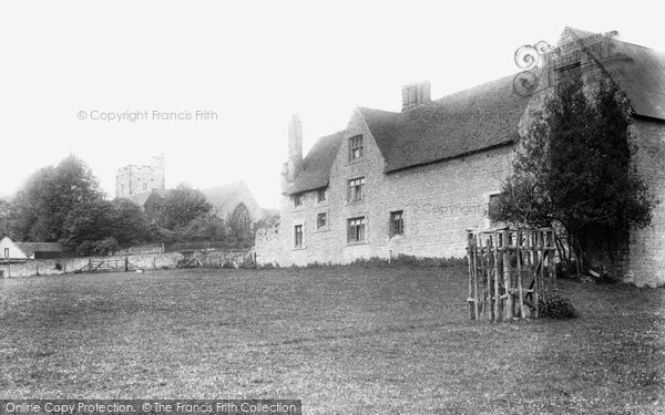 Photo of Wrotham, Old Palace and Parish Church of St George 1903