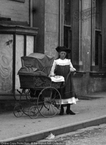 Photo of Wrotham, Perambulator 1904