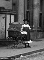 Wrotham, Perambulator 1904