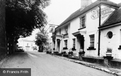 Wrotham, The Bull Hotel c.1960