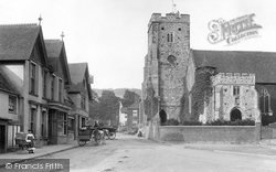 Wrotham, The Village 1904