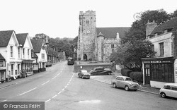 Wrotham, The Village c.1960