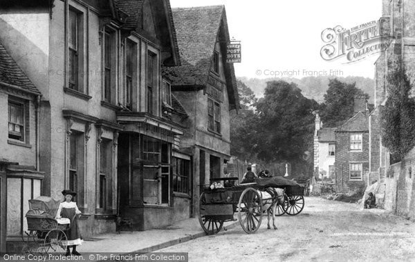 Photo of Wrotham, Village Life 1904