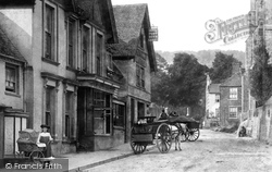 Wrotham, Village Life 1904