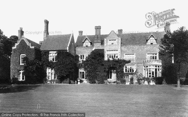 Photo of Wrotham, Wrotham Place 1904