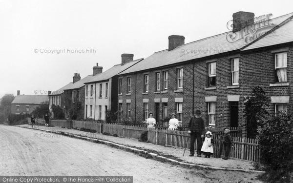 Photo of Wroughton, Brimble Hill 1910