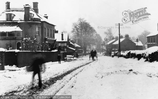 Photo of Wroughton, High Street 1911