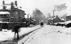 Wroughton, High Street 1911