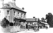 Wroughton, High Street c1913