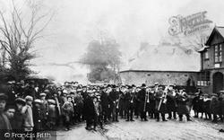Wroughton, Silver Band 1910