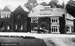 Wroughton, The Hall 1909