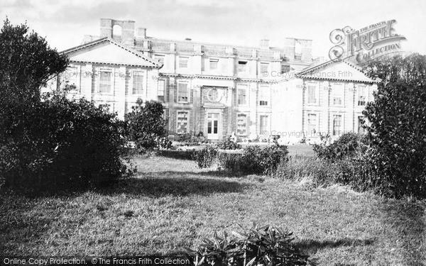 Photo of Wroxall, Appuldurcombe House c.1900